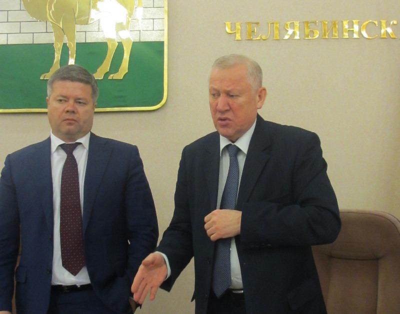 Об этом Евгений Тефтелев, утвержденный сегодня, 23 декабря, сити-менеджером Челябинска на заседан