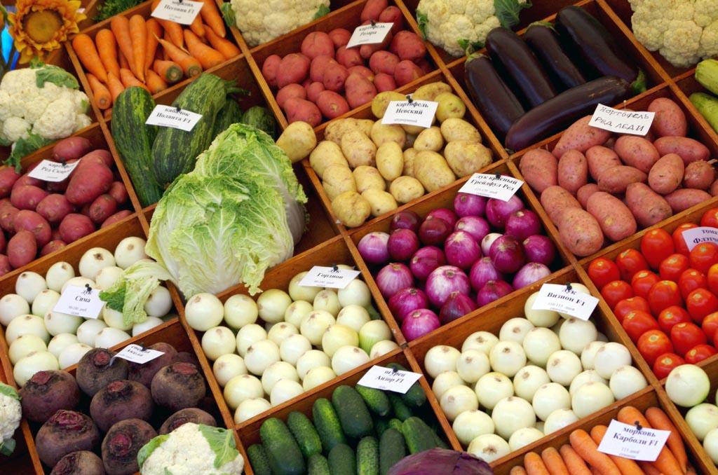 На долю турецких овощей приходится 20% от общего объема поставок овощей в Россию. Всего импорт из
