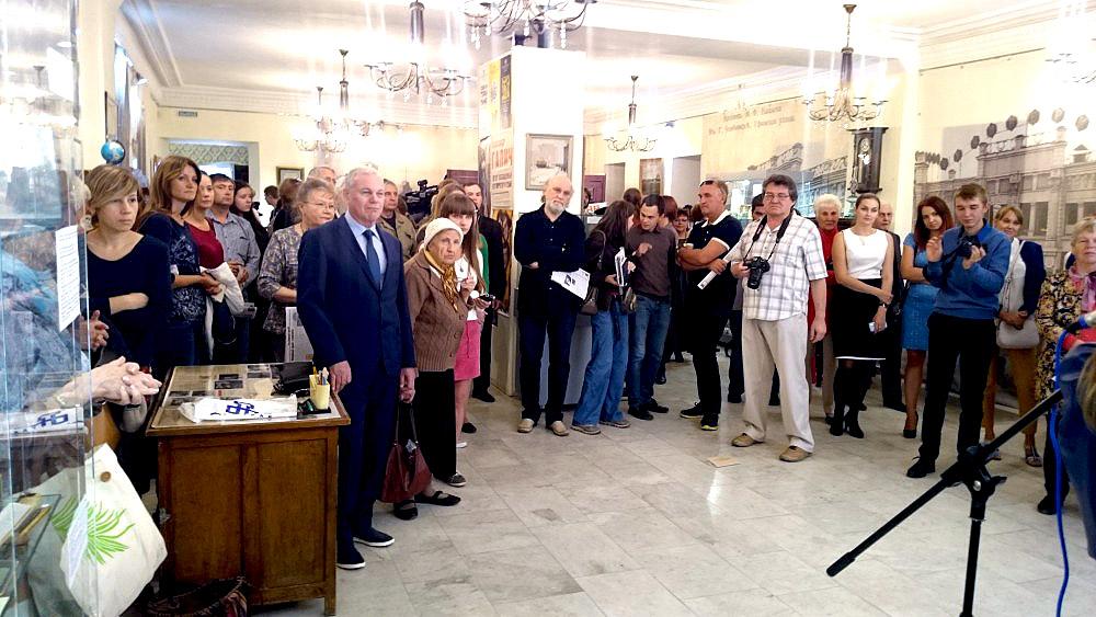 Такое решение принял глава города Евгений Тефтелев во время открытия выставочного проекта «Городс