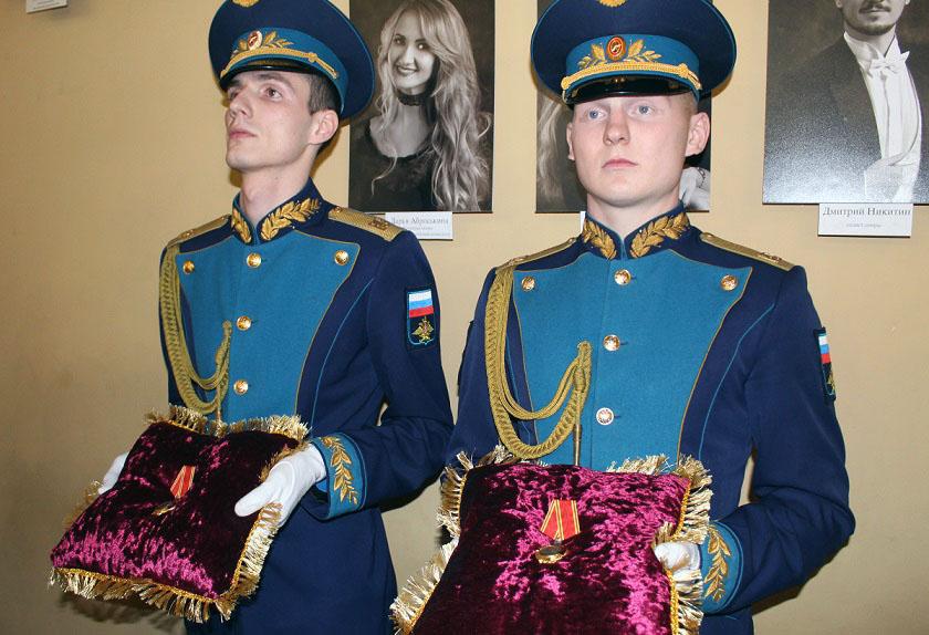 В Челябинске в театре оперы и балета имени Глинки в четверг, 17 января, состоялось торжественное