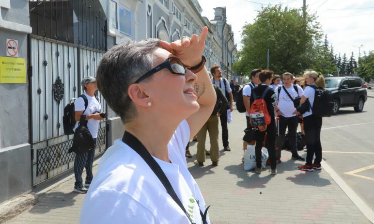 С 9 июля по 11 июля в Троицке (Челябинская область) состоялся XII фестиваль фотографического иску