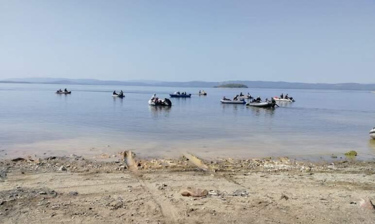 В Челябинской области состоялся традиционный подводный субботник на Аргазинском водохранилище. Ак