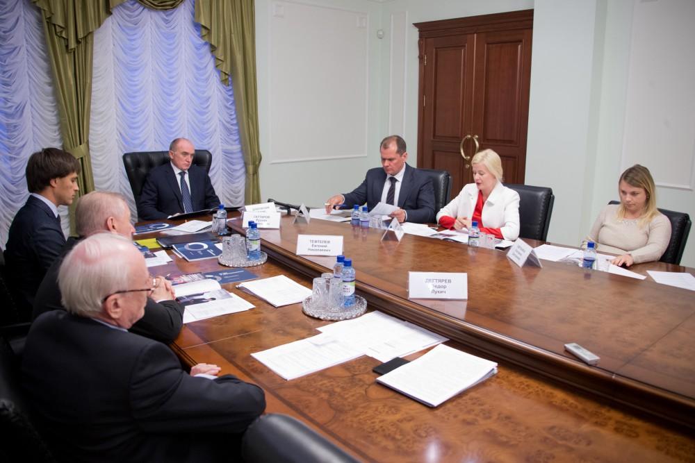Об этом губернатор Борис Дубровский сообщил на заседании наблюдательного совета. «Мы продв