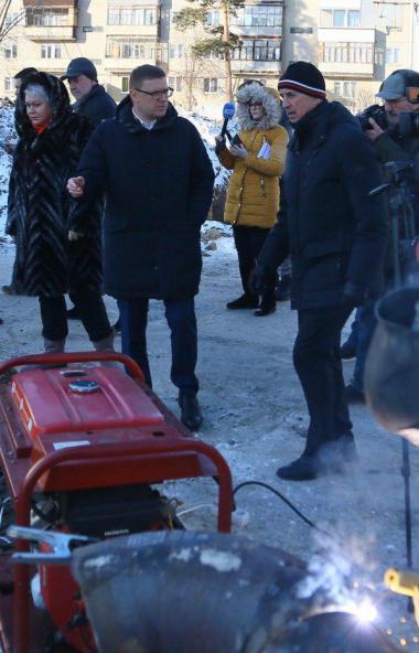 Губернатор Челябинской области Алексей Текслер дал ряд поручений по исправлению ситуации в военно