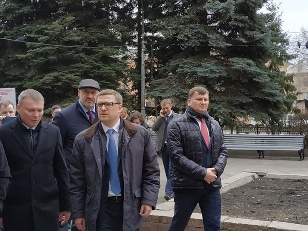 Микрорайон Тугайкуль (Копейский городской округ, Челябинская область) планируют сделать экспериме