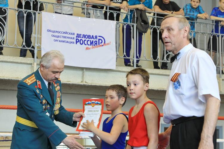 Среди организаторов первенства – партия «Родина» Челябинской области и