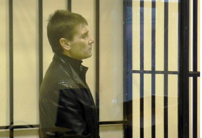 «24 ноября судьей Металлургического районного суда в отношении задержанного избран