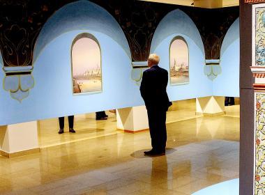 Сокровища Московского Кремля в Челябинске. Фото: Валерий Иванов
