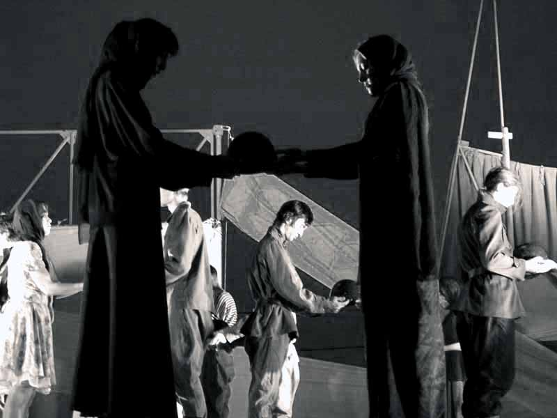 Интерес к пьесе Олега Богаева «Марьино поле» двух челябинских театров