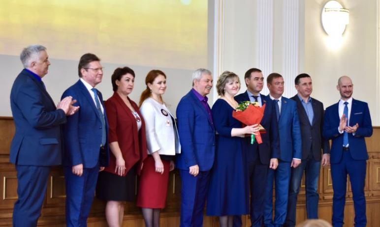 Шестьдесят лучших работников культуры Челябинской области были признаны лауреатами премии в сфере