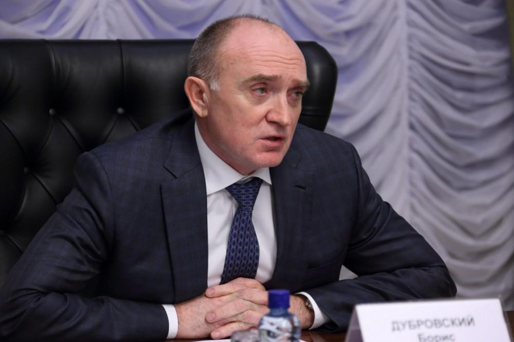 Сроки и условия достройки домов обсудил сегодня, 9 ноября, губернатор Борис Дубровский с представ