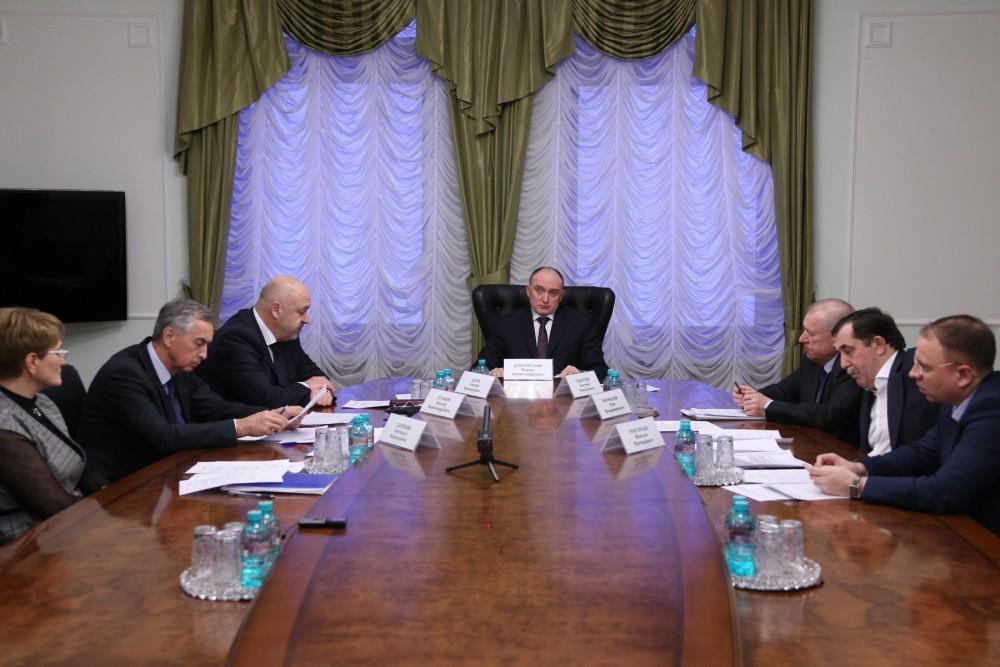 Изначально рабочая группа была создана по поручению губернатора для мониторинга ситуации в компан
