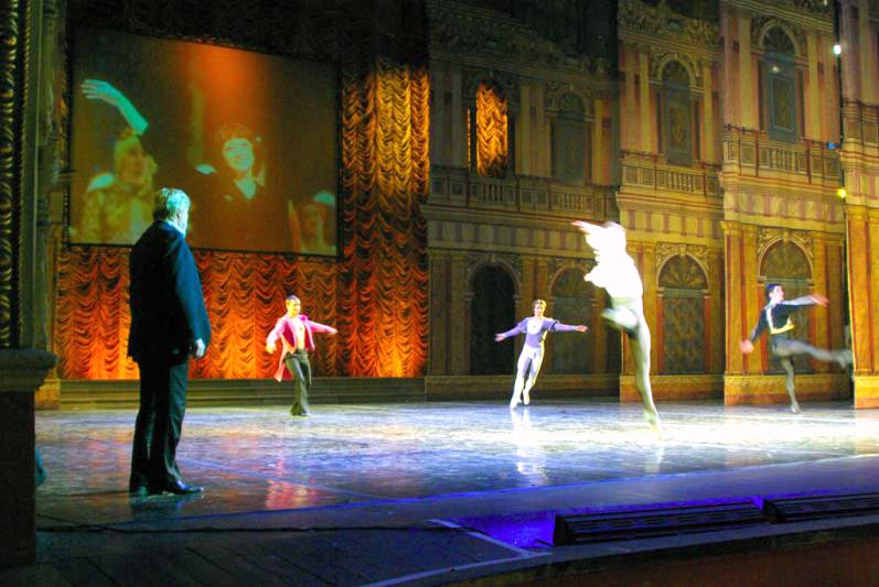 Праздник балета проводится при поддержке областного минкульта. «Несмот