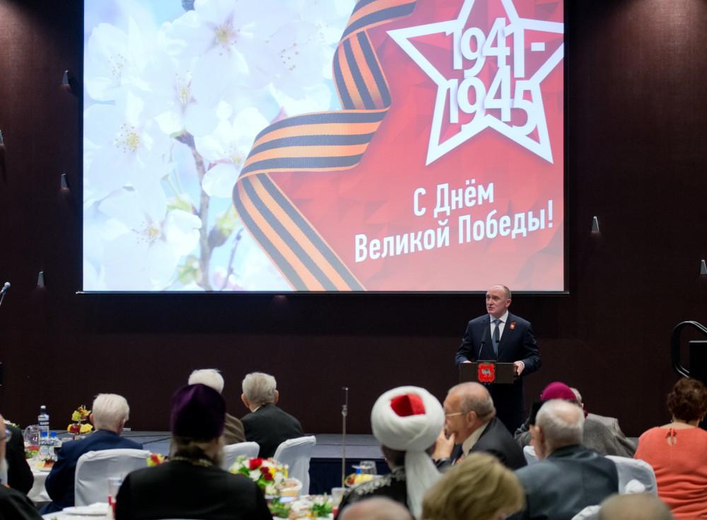 Фронтовики и труженики тыла Челябинской области - жители Челябинска, Копейска, Коркино, а также С