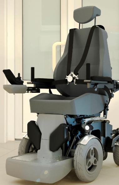 В Магнитогорске (Челябинская область) запустили серийное производство роботизированных кресел-кол