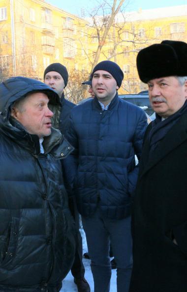 Председатель Законодательного Собрания Челябинской области Владимир Мякуш поддер