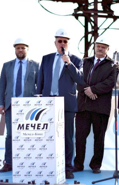 Завод «Мечел-Кокс» (входит в Группу «Мечел») в рамках соглашения о сотрудничестве в области эколо
