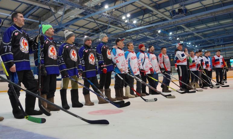 В субботу, 20 марта, в Челябинске состоится турнир по хоккею в валенках на кубок Федерации профсо