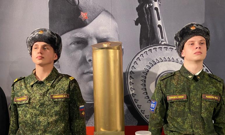 Сегодня, 24 декабря, в Челябинске Государственному историческому музею Южного Урала в торжественн