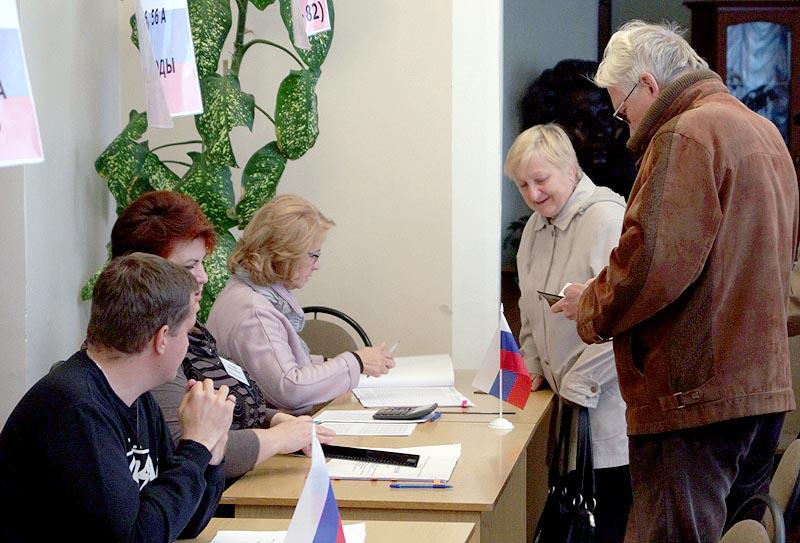 «На 14 часов явка избирателей на выборах депутатов Законодательного Собрания Челябинской области