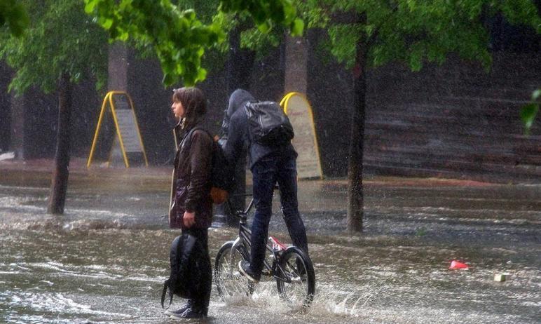 В понедельник, 31 мая, в Челябинской области ожидается облачная погода с прояснениями с прояснени