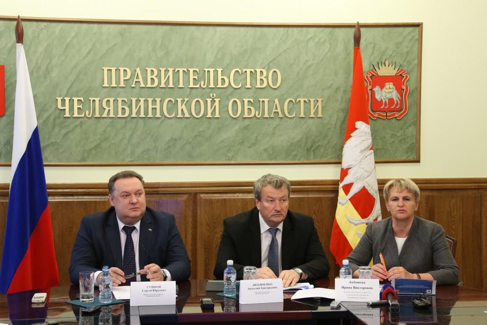 Об этом рассказал глава Увельского муниципального района, председатель Правления Совета муниципал