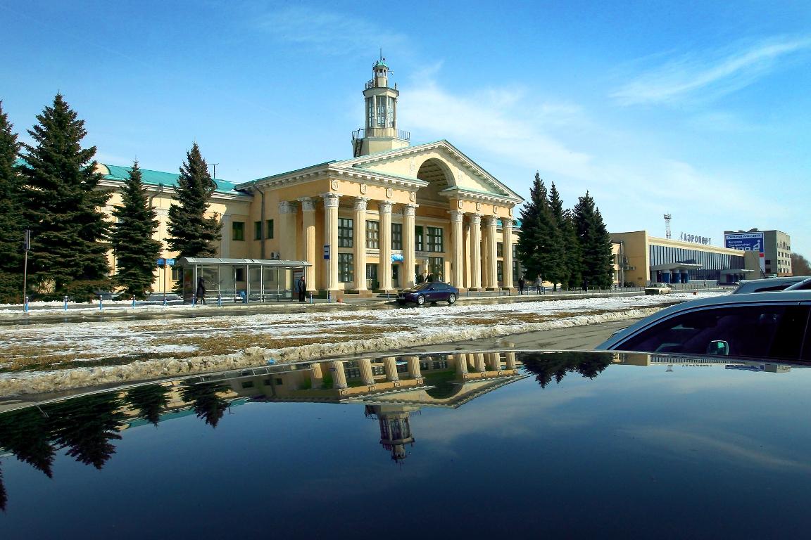 Сергей Шойгу уже побывал в Челябинском филиале Военного учебно-научного центра Военно-воздушных с