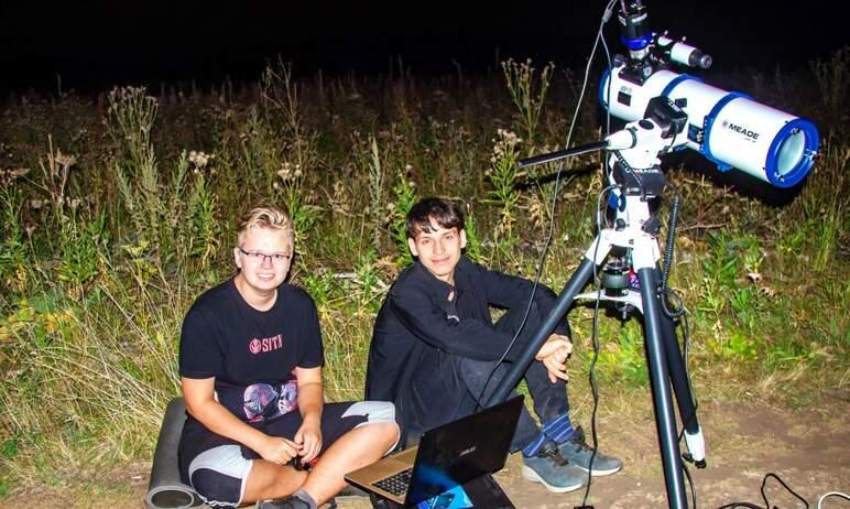 Увлеченные астрономией школьники Челябинска стали участниками тестирования современных астрономич