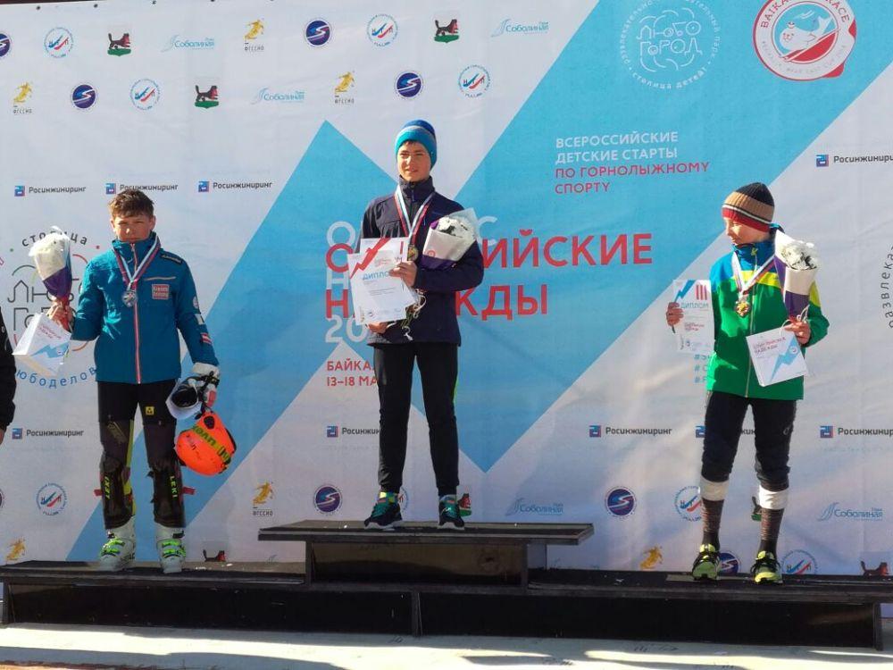 В Уфе с 9 по 15 марта прошли соревнования по параллельному слалому, когда два спортсмена спускают