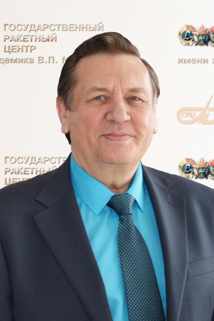 Генеральный директор, генеральный конструктор АО «ГРЦ Макеева», академик РАН, почётный гражданин