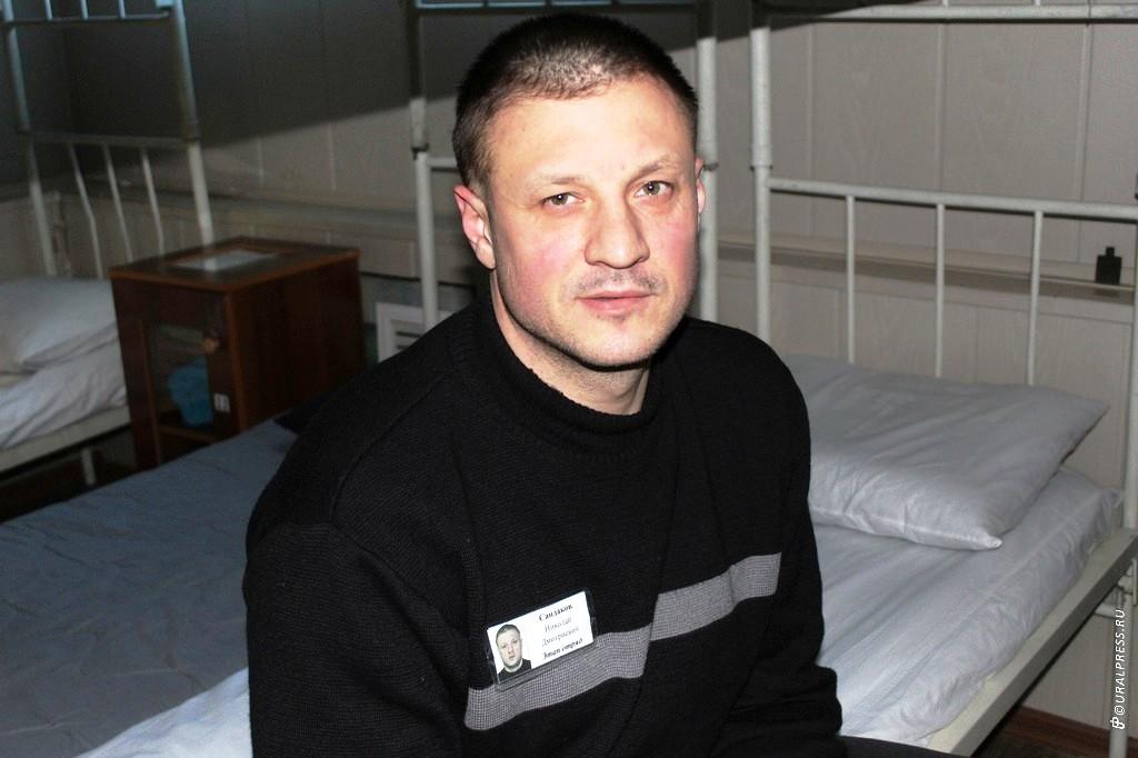 Бывший заместитель губернатора Челябинской области Николай Сандаков, отбывающий срок за мошенниче