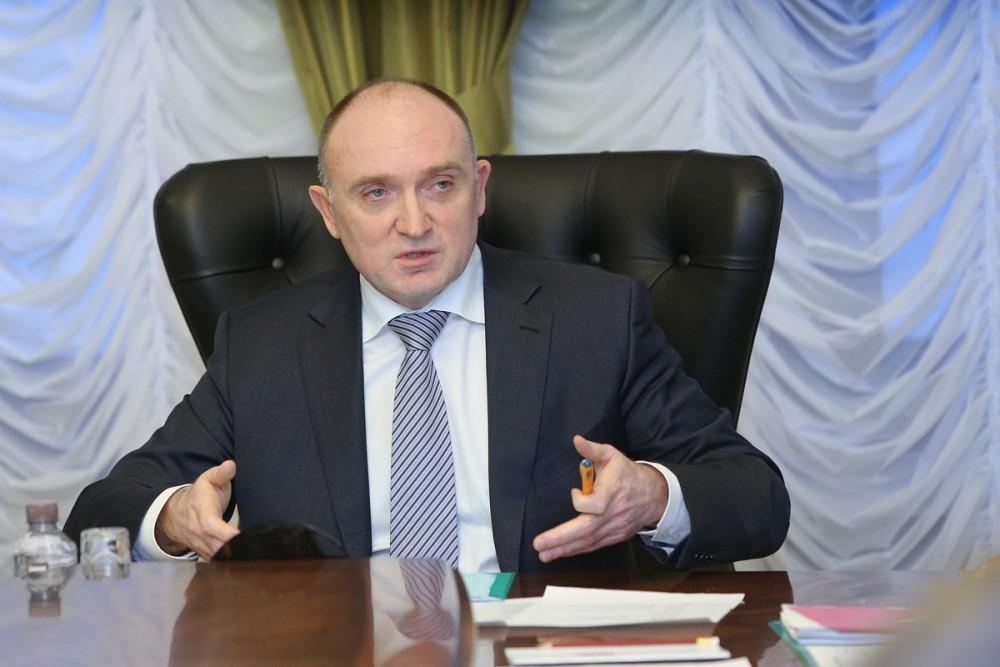 Елисеев отметил, что область находится в трудном экономическом положении, и это ни для кого не се