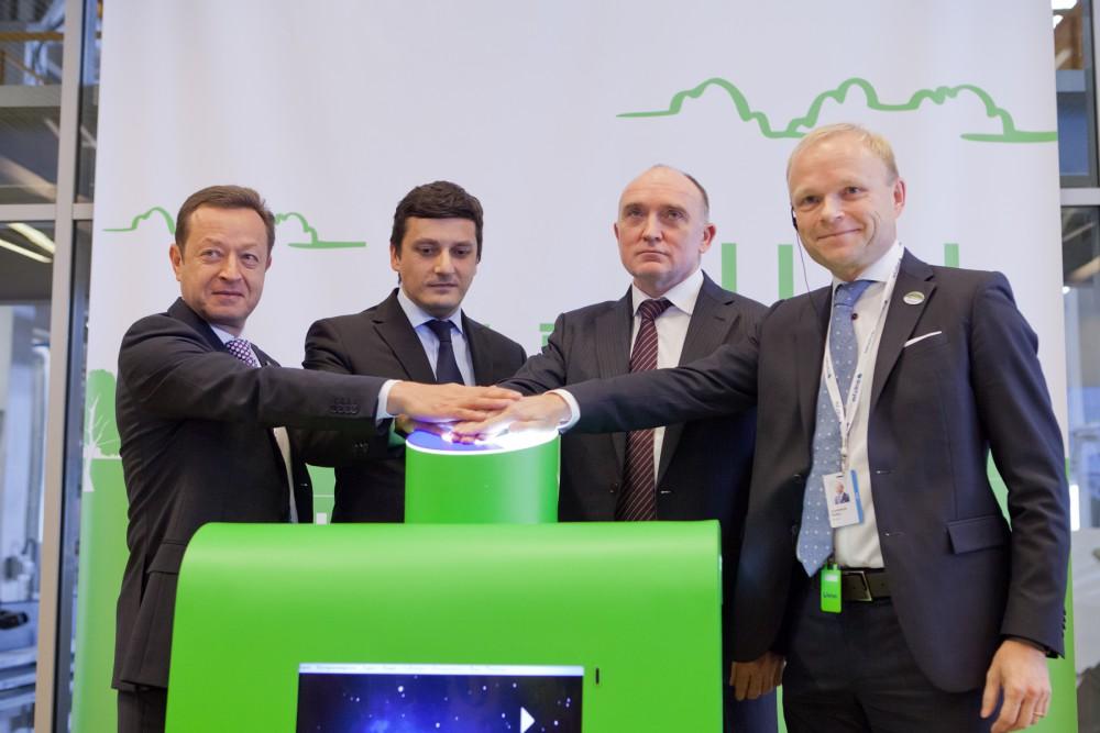 «С вводом в эксплуатацию энергоблоков ЧГРЭС столица Южного Урала получила колоссальный запас проч