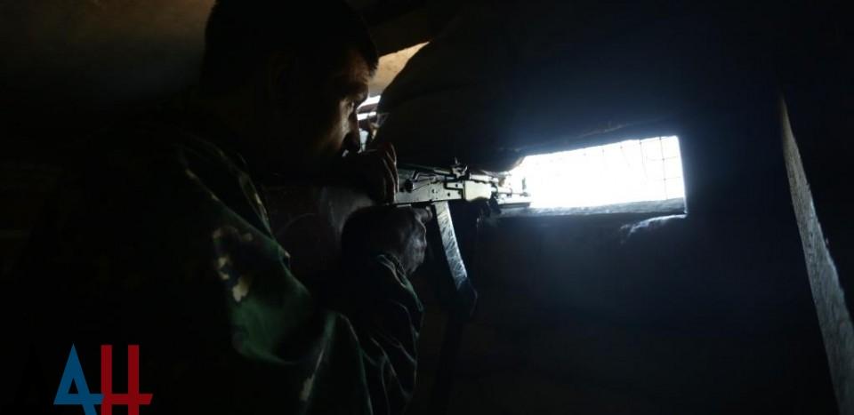 По оперативной информации, массированный огонь участники так называемой «антитеррористической опе