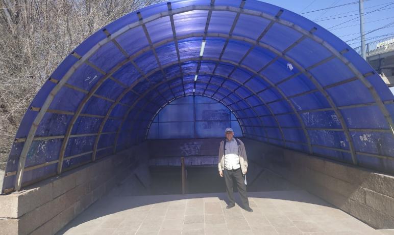 Челябинский инженер, конструктор, изобретатель Константин Леонов предложил закрыть спуски в подзе