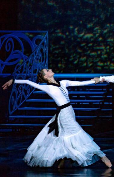 Челябинский театр оперы и балета покажет в Китае «Анну Каренину».  Постановку, которая п