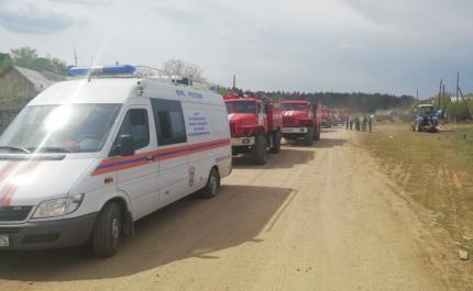 Режим чрезвычайной ситуации (ЧС) введен в двух районах Челябинской области. Как сообщили в
