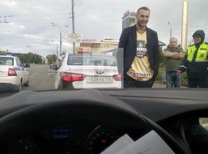 Воспитанника магнитогорского хоккея Ярослава Косова поймали пьяным за рулем. Накануне он в состав