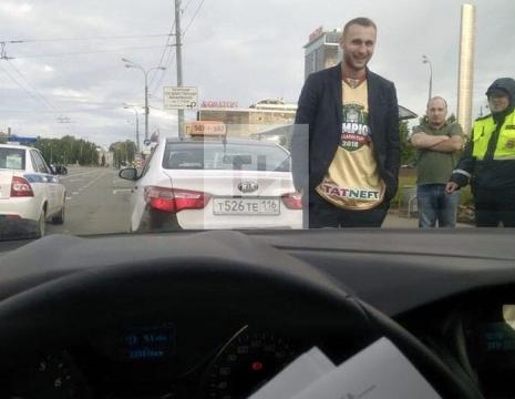 «Ак Барс» не будет продлевать контракт с Ярославом Косовым, которого поймали пьяным за рулем. Вос