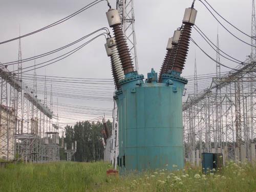 В Челябинске началась комплексная реконструкция крупнейшей подстанции Шагол напряжением 500 килов
