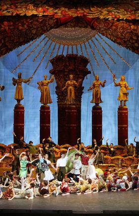 Балетная труппа Большого театра страны впервые выступит на сцене Челябинского театра оперы и бале