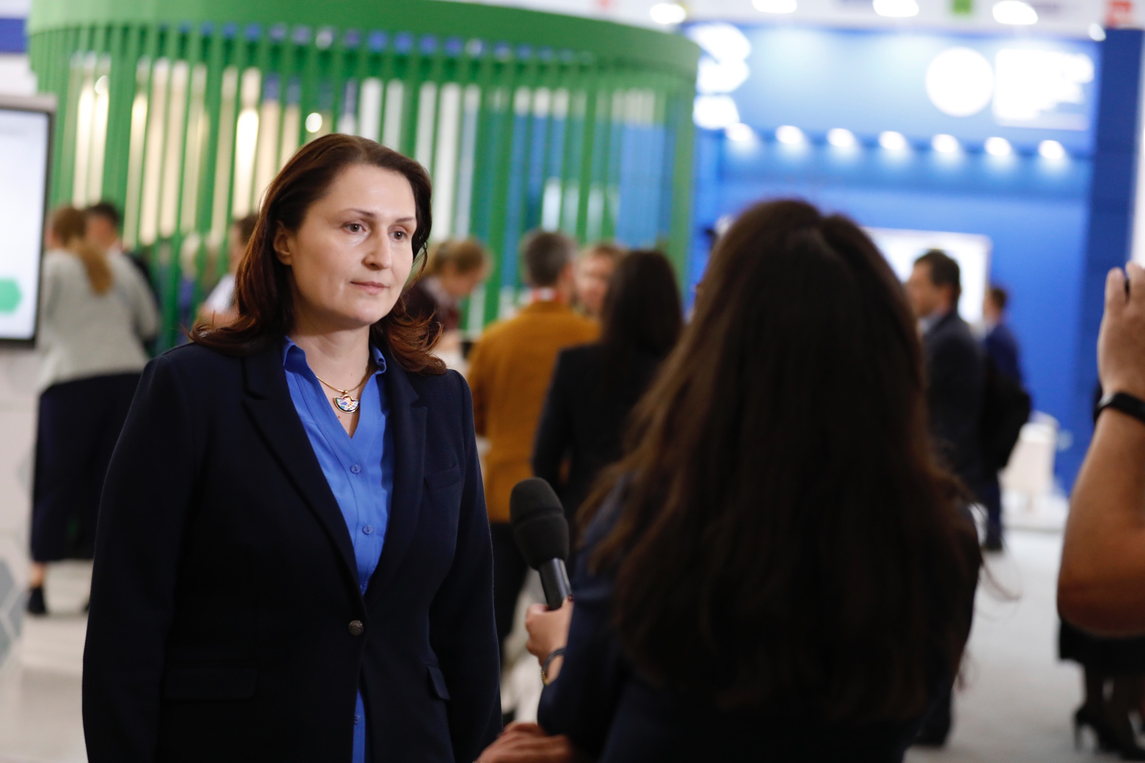Концепцию стратегического развития Карабаша (Челябинская область) презентовала вице-президент по
