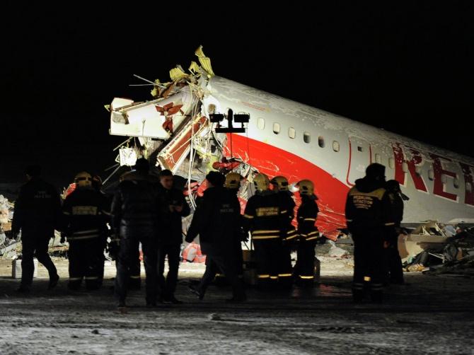 Причиной происшествия стали ошибки и халатность работников служб аэропорта, сообщает Интерфакс. 2