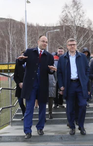 Губернатор Челябинской области Алексей Текслер продолжает объезд городов и районов региона. Очере