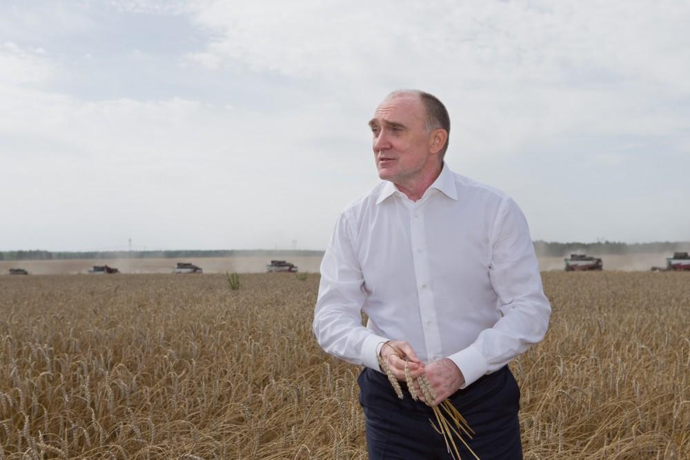 «В этом году очень хороша динамика уборочной кампании: зернобобовых собрали уже более миллиона то