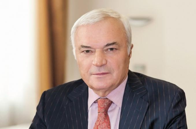 Председатель совета директоров ПАО «Магнитогорский металлургический комбинат» Виктор Рашников ста