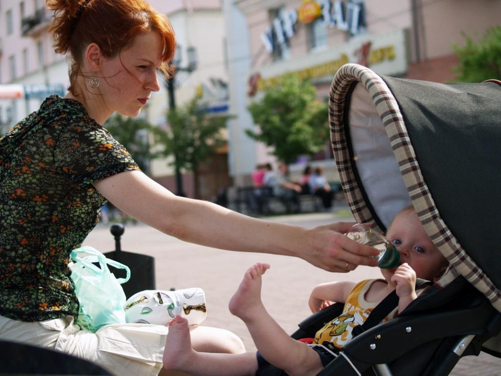 Магнитогорскому центру «Материнство» - совместному проекту благотворит