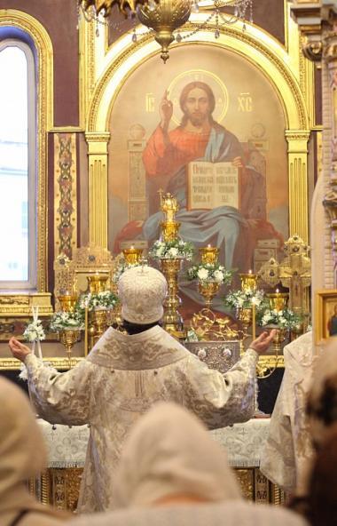 В Навечерие Рождества Христова (Рождественский сочельник) 6 января 2020 года, митрополит Челябинс