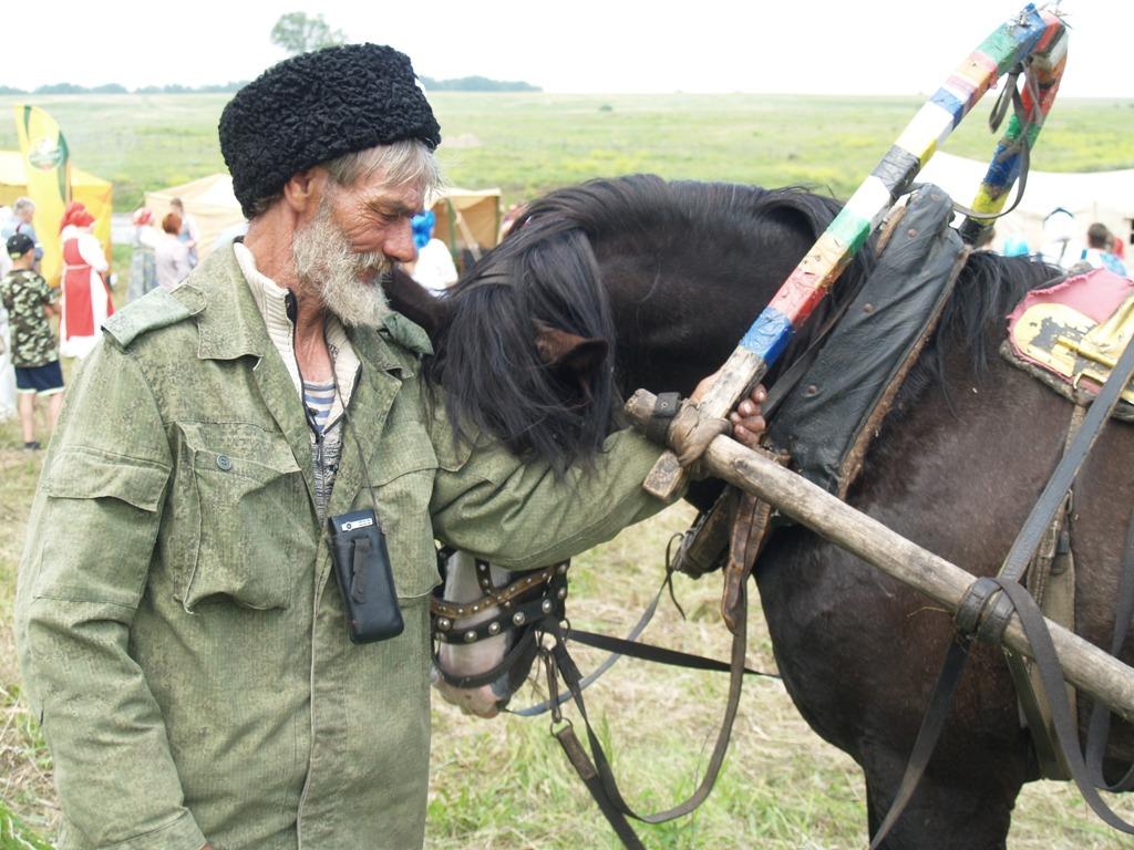В Красноармейском районе Челябинской области проходит первый историко-культурный фестиваль «Насле