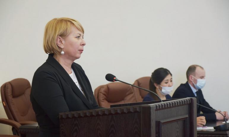 Исполняющим полномочия главы Троицкого городского округа (Челябинская область) назначена вице-мэр